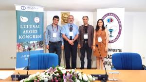 1.Ulusal Aroid Kongresi (27-29 Haziran 2019, Eskişehir)